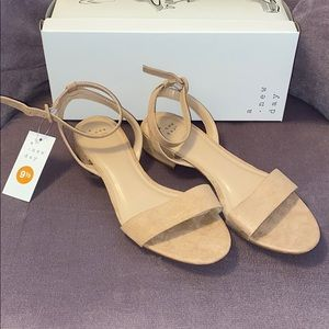 A New Day Winona Ankle Strap Sandal
